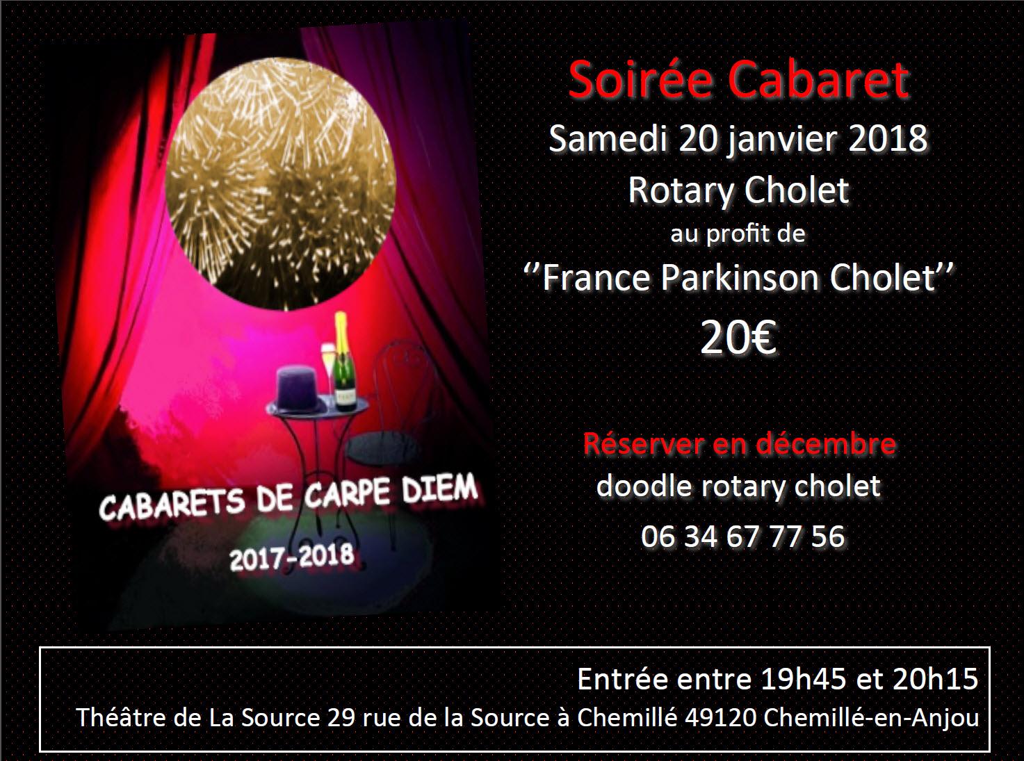 Soirée Cabaret